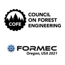 Council on Forest Engineering (COFE) & International Symposium on Forestry Mechanization (FORMEC) logo