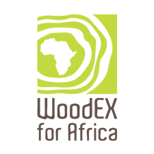 WoodEX for Africa 2021 logo